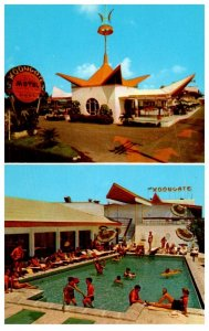 Florida Hallandale , Moongate resort Motel