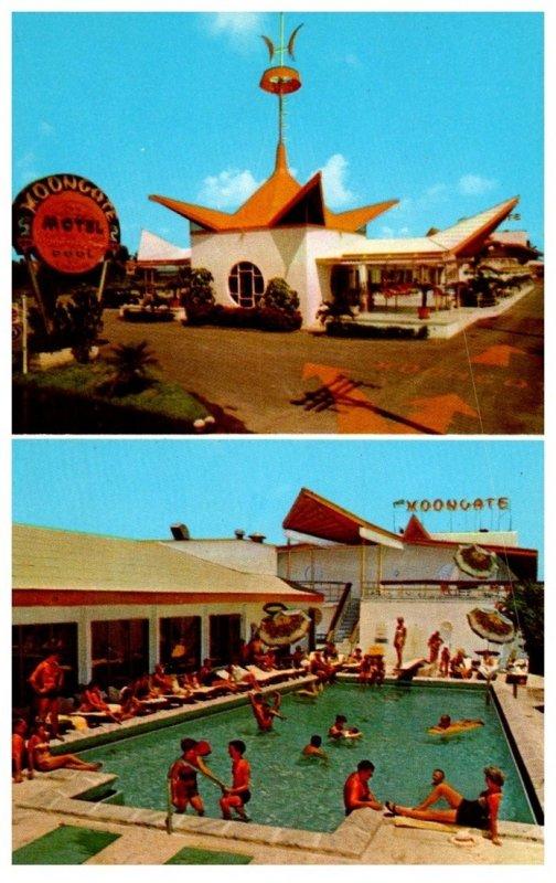 Florida Hallandale , Moongate resort Motel