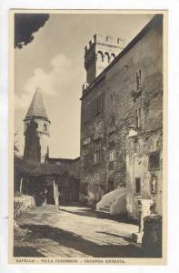 Ravello - Villa Cimbrone- Seconda, Italy 1910s