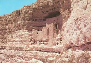 Montezuma Castle National Park, Camp Verde, Arizona, 1980...