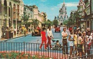 Florida Orlando Walt Disney World Main Street U S A