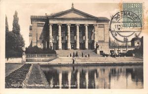 Poland Poznan Teatr Wielki De grand Theatre 1933