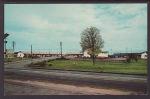 Baker Hill Motel,Bowling Green,Kentucky Postcard