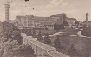 LONDON, England, PU-1913; Crystal Palace