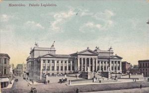 Palacio Legislativo, Montevideo, Uruguay, 1900-1910s
