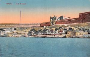 Malta Kalkara- Fort Ricasoli