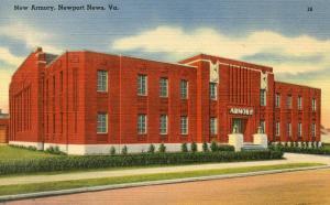 VA - Newport News. New Armory