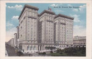 Hotel San Francis San Francisco California