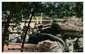 Rhode Island Central Falls ,  The Falls