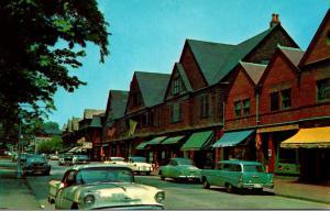 Rhode Island Newport Bellevue Avenue Casino Block