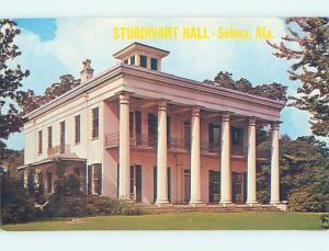 Pre-1980 MUSEUM SCENE Selma Alabama AL hr1194