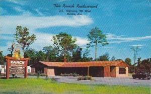 Alabama Mobile Ranch Restaurant