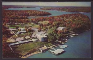 Hagadorn's Kirkwood Lodge,Osage Beach.MO Postcard BIN