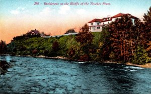 Nevada Reno Residences On The Bluffs Of The Truckee River