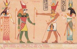 Cleopatra & Gods  , Egypt , 1901-07