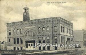City Hall Kalispell MT 1906