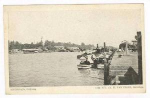 Soeraba, Oedjoong, Ships at quay, Indonesia, 00-10s