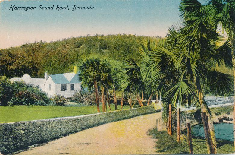 Harrington Sound Road - Bermuda - DB