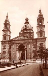 Budapest Republic of Hungary Basilica Budapest Basilica