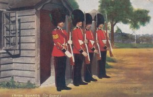 Irish Guards , On Guard , 00-10s ; TUCK 9431