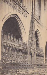 Belgium Anvers Les Stalles de la Cathedrale