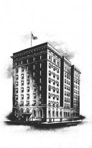 Pennsylvania Johnstown Fort Stanwix Hotel