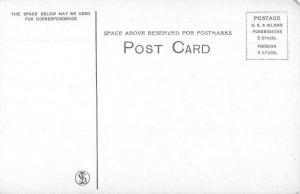 Manila Philippines The Luneta City Park Vintage Postcard JE229552