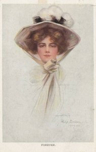 BOILEAU , Phillip ; Female Portrait Forever , 1900-10s