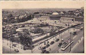 Brussel , Belgium , 1920-30s ; Plantentuin