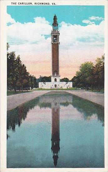 Virginia Richmond The Carillon 1934
