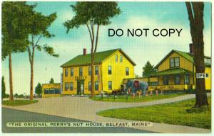 The Original Perry's Nut House, Belfast Me