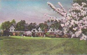 North Carolina Greensboro Sedgefield Inn Albertype