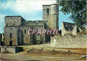 Postcard Modern Oradour sur Glane Haute Vienne Cite Martyrdom June 10, 1944 T...