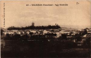 CPA VALREAS - Vue générale (511724)