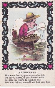 A Fisherman Poem, PU-1909