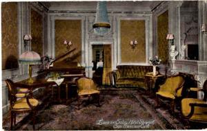 San Francisco, California - The Louis XVI Salon at the Hotel Stewart - c1910