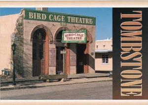 Arizona Tombstone The Bird Cage Theatre