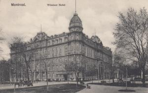 MONTREAL , Quebec , Canada , 00-10s ; Windsor Hotel