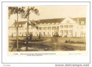 RP,Front Of Highland Pines Inn,Southern Pines,NC,00-10s