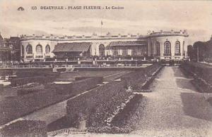 Plage Fleurie- Le Casino, Deauville (Calvados), France, 1900-1910s