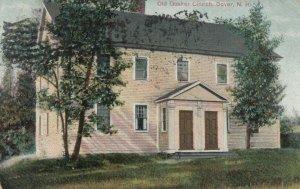 DOVER, New Hampshire , 1909; Old Quaker Church