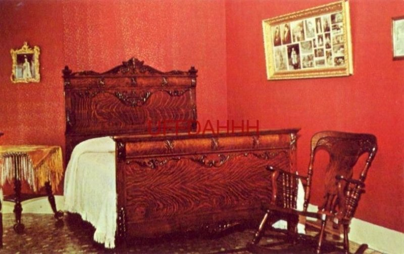 The MRS. HARRIETT S. PULLEN ROOM, GOLDEN NORTH HOTEL, SKAGWAY, AK