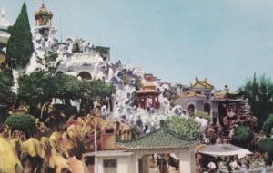 China (Hong Kong) , 40-50s ; Tiger Rock Gardens