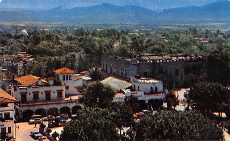 Cuernavaca Mexico Postcard Tarjeta Postal Vista Panoramica Cuernavaca