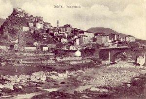 VUE GENERALE NO. 861 J. MORETTI CORTE FRANCE