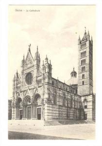 Siena - La Cattedrale , ITALY , 00-10s