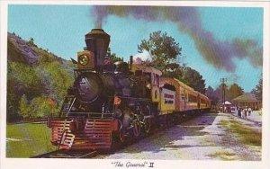 Railroad Stone Mountain Scenic Railroads General II