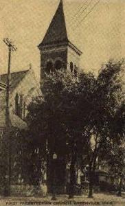 First Presbyterian Church Greenville OH 1947