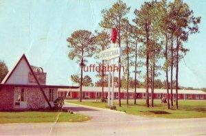 AMERICANA INN Joe A. Zahner, Mgr. LAKE CITY, FL 1966