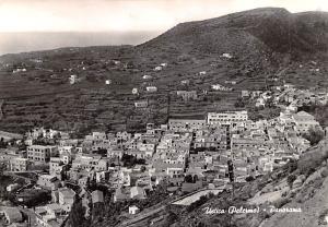 Panorama Italy Postcard Ustica Palermo Panorama